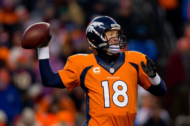 Peyton Manning Comes Up Big in Denver Cold, as Broncos Blow out Titans