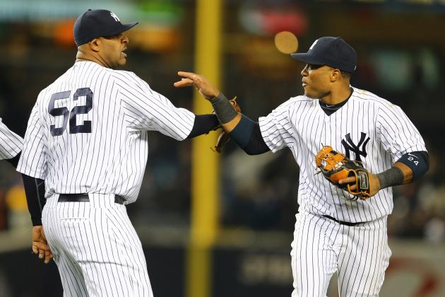 "CC Sabathia Says Spending Career in New York ""didn't Mean That Much"" to Cano"