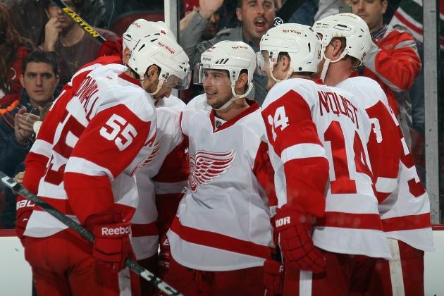 Will Gustav Nyquist and Tomas Tatar Become Franchise Cornerstones?