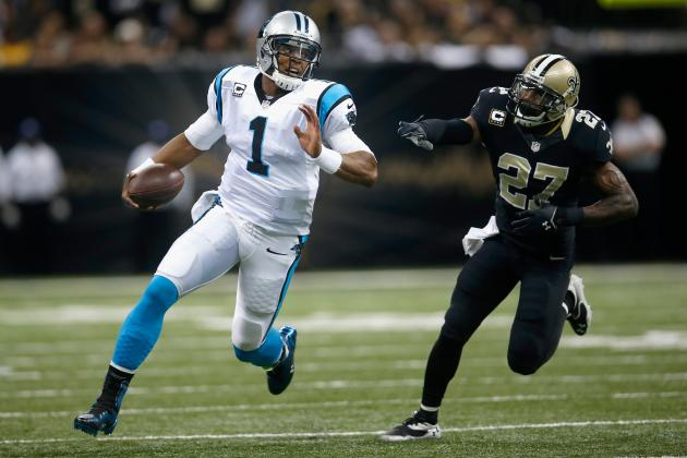 Panthers vs. Saints: Live Game Grades and Analysis for Carolina