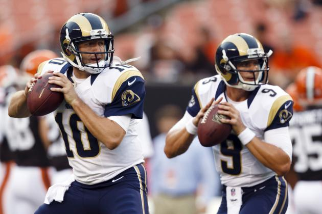 Rams Must Pass Torch to Austin Davis Following Loss to Arizona