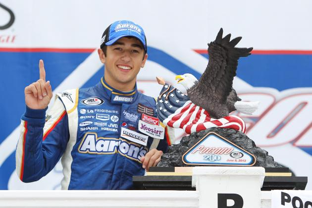 Snowball Derby Preview: Chase Elliott on Pole After Track Record