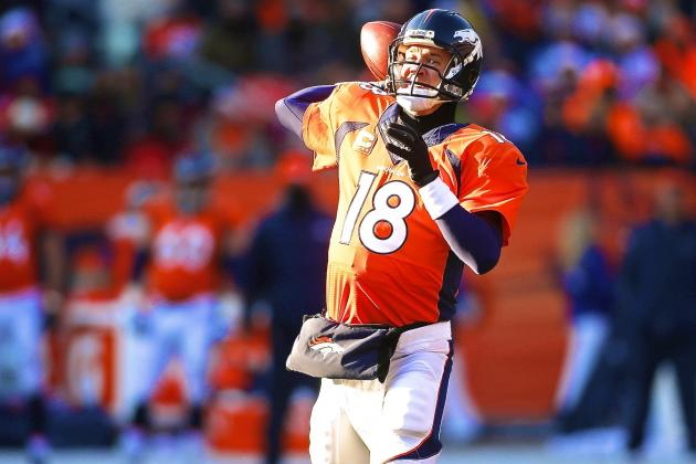 Playoff-Ready Peyton Manning Conquers the Cold