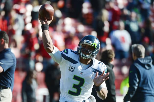 Despite Poor Showing in San Francisco, Russell Wilson Still in MVP Discussion