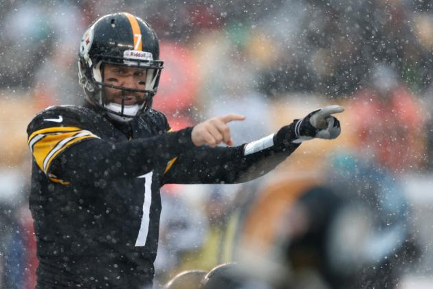 Ben Roethlisberger Is the Steelers All Time Leader in Touchdown Passes