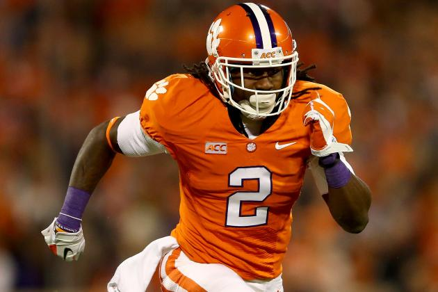 Orange Bowl 2014: Top NFL Prospects to Watch in Ohio State vs. Clemson