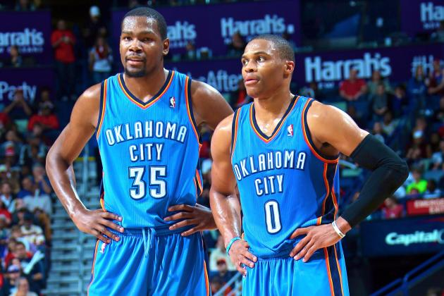 Kevin Durant and Russell Westbrook Won't Let Cost-Conscious OKC Thunder Slip