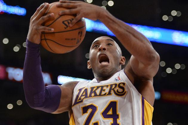 After 8 Months Away, Kobe Bryant's Rusty Return Hardly a Shock