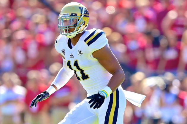UCLA LB Anthony Barr Wins 2013 Lott Impact Trophy