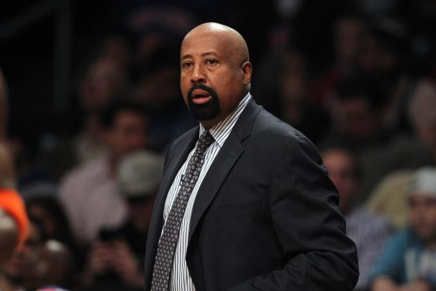 How Much Longer Until Firing Mike Woodson Is NY Knicks' Only Option?