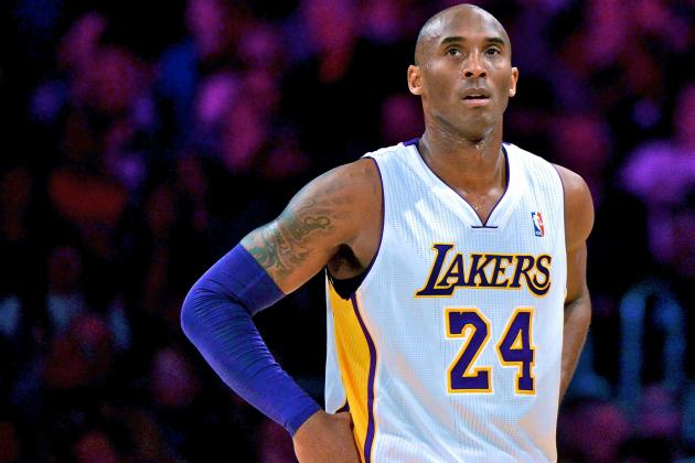 Rough Start to Kobe Bryant's Comeback Is a Start Nonetheless