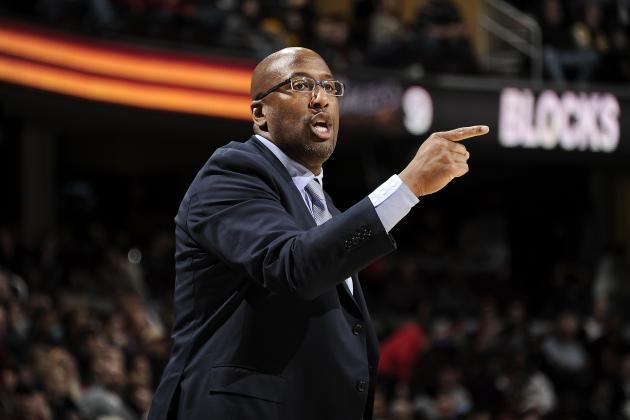 Grading Mike Brown with Cleveland Cavaliers so Far