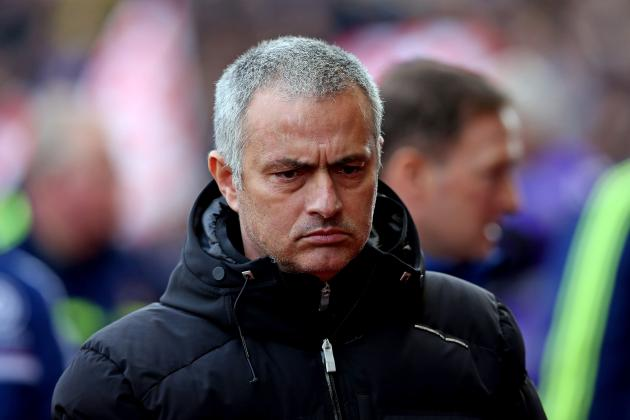 Jose Mourinho Admits Chelsea Strikers Are Costing Blues the Title