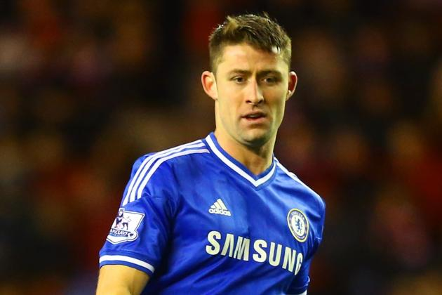 Gary Cahill Rues Costly Defeat for Chelsea at Stoke