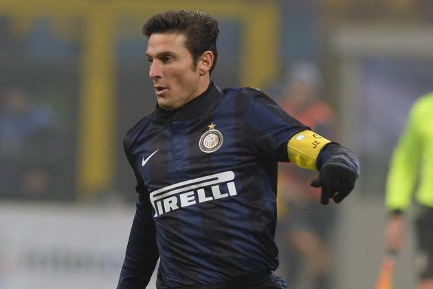 Zanetti Full of Regret After Draw