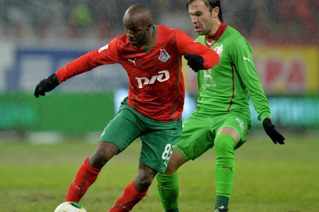 Scouting Manchester City Transfer Target Lassana Diarra