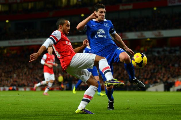 Film Focus: How Arsenal and Everton Both Justified Credentials in 1-1 Draw