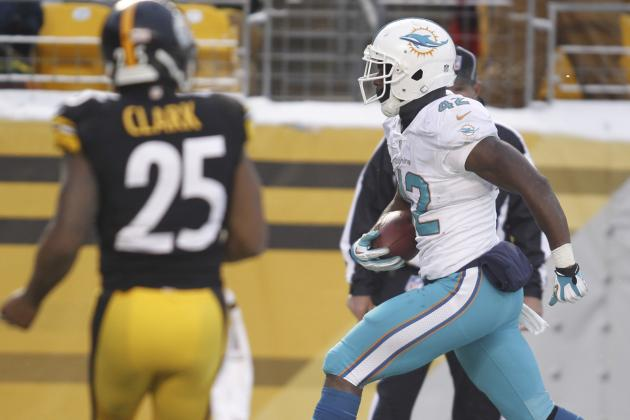 Charles Clay Comes Up Big for Dolphins