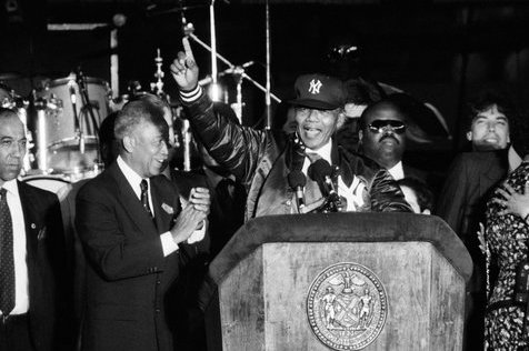 Mandela, Self-Declared Yankee, Gets Plaque in Monument Park