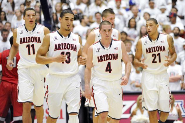 AP College Basketball Poll 2013: Complete Week 6 Rankings Released