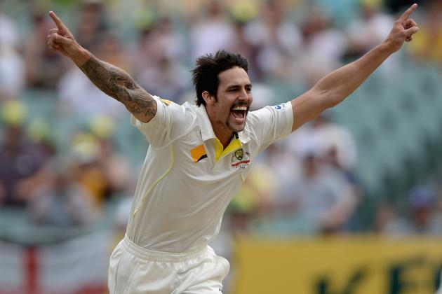 Assessing Mitchell Johnson's Record at WACA in Perth Before 3rd Ashes Test