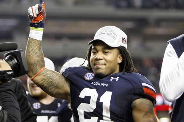 Heisman Trophy 2013: Auburn RB Tre Mason Isn't a New Phenomenon