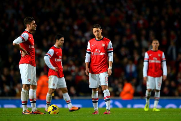 How Nerves Could Cost Arsenal in the English Premier League Title Race