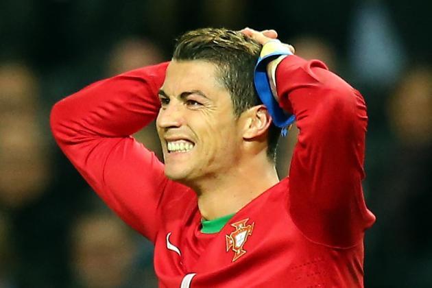 Cristiano Ronaldo Slept Through the 2014 World Cup Draw