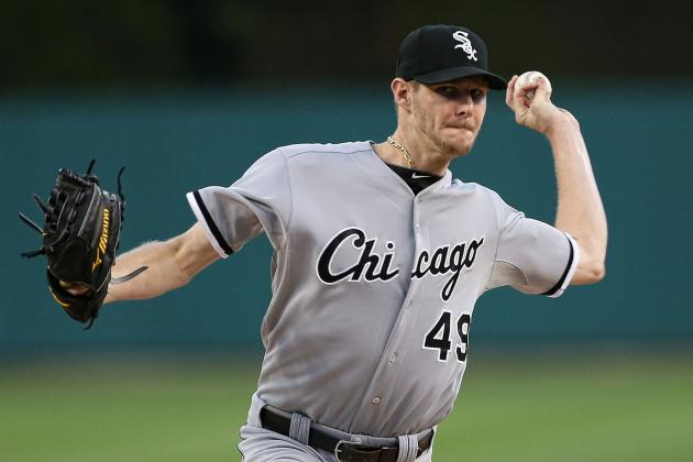The White Sox Are Getting Lots of Chris Sale Inquiries