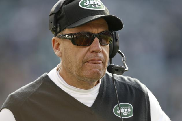How NY Jets Finish Will Determine Rex Ryan's Fate