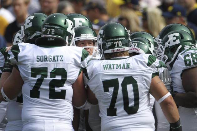 EMU Football's Comeback Should Begin with Switch Back to Hurons