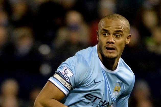 Who Is Better, Dante or Vincent Kompany?