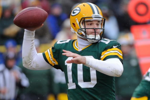 Packers QB Matt Flynn Shows No Panic