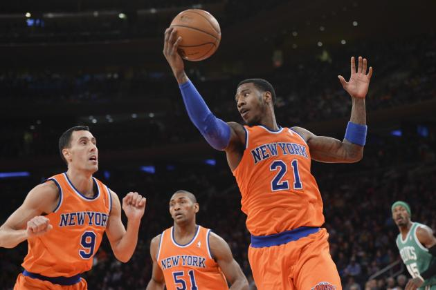 Report: Knicks Free to Ditch Orange Alternates If They Want