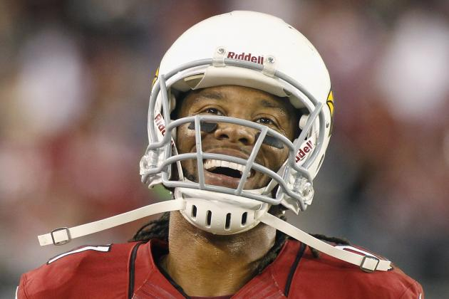 Larry Fitzgerald's 'Footnotes' Could Fill Book
