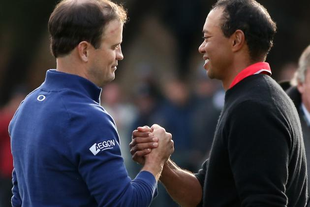 Don't Read Much into Tiger Woods' Loss at Northwestern Mutual World Challenge