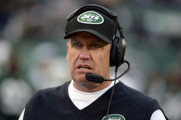Eager Jets Haven't Quit on Rex Ryan
