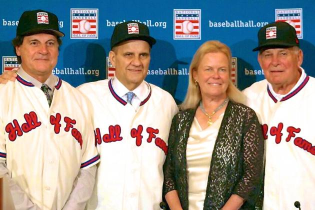 Baseball Hall of Fame 2014 Expansion Era Inductees Announced