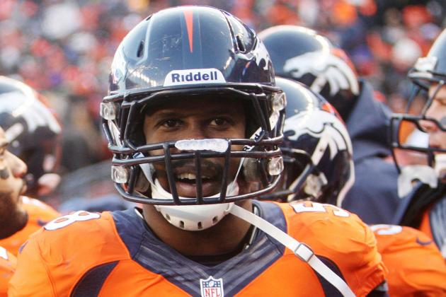 Paige: Broncos' Von Miller Starting to Look Like His Old Self