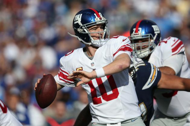 Manning: 'I Wish I Could Have Made Some Better Throws' in Loss