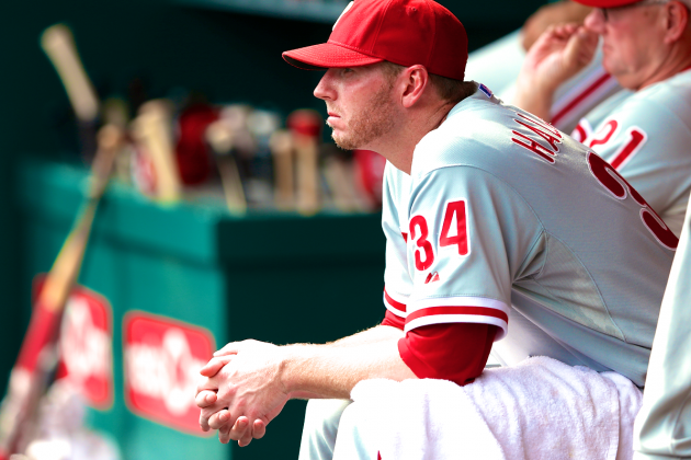 Roy Halladay Retires with Toronto Blue Jays