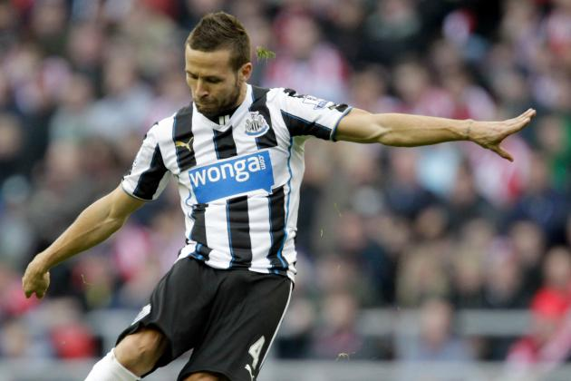 Premier League Scouting Report: Yohan Cabaye vs. Manchester United