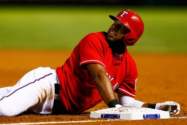 Report: Rangers Still Willing to Trade Andrus
