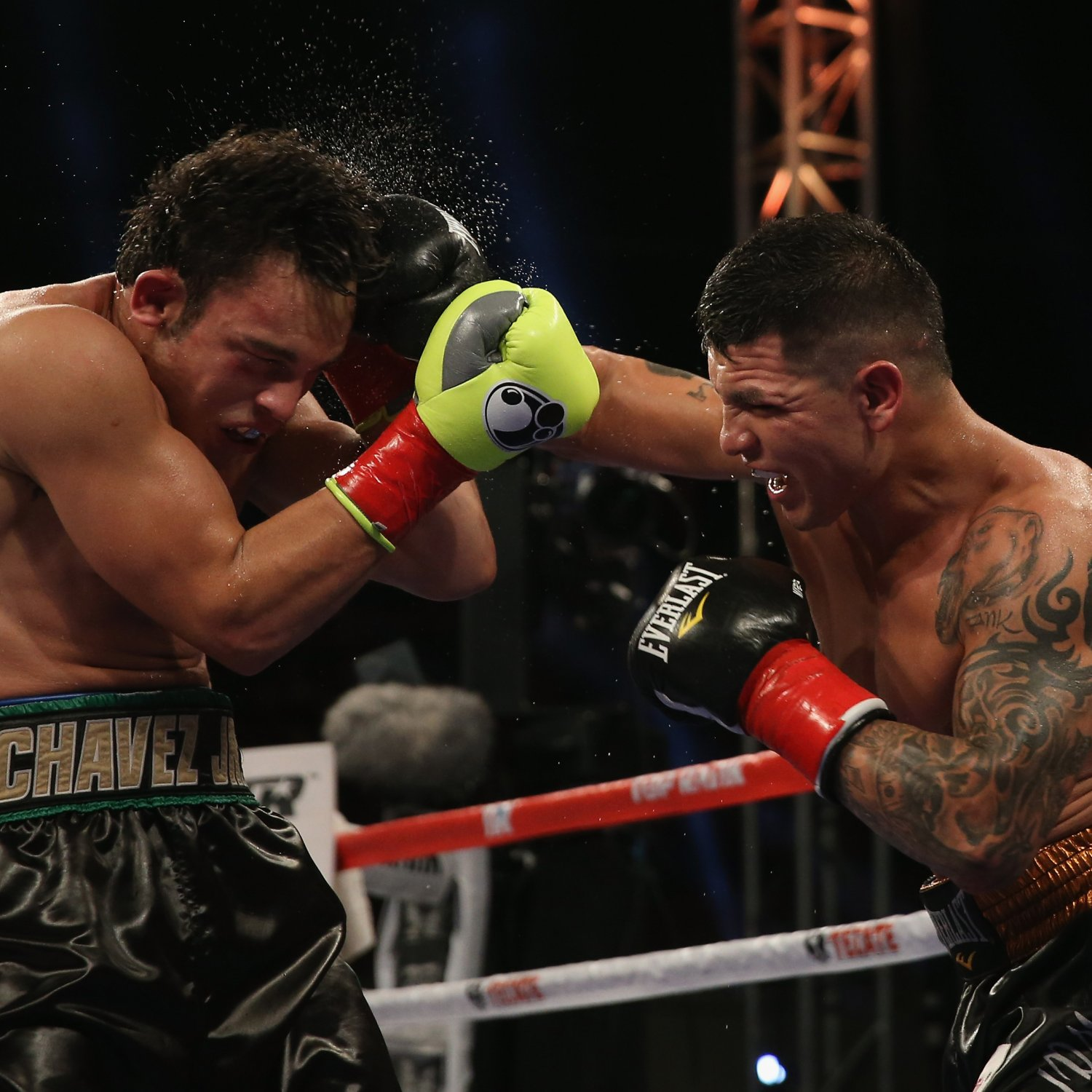 Ranking The 10 Most Disappointing Boxing Performances In