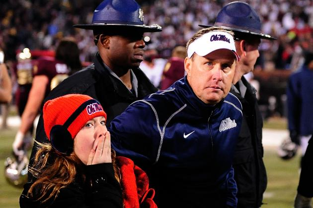 Ole Miss Football: Will the 2013 Egg Bowl Be Coach Hugh Freeze's Folly?