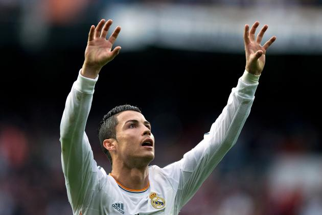 Odds for Cristiano Ronaldo, Lionel Messi and Franck Ribery to Win Ballon d'Or