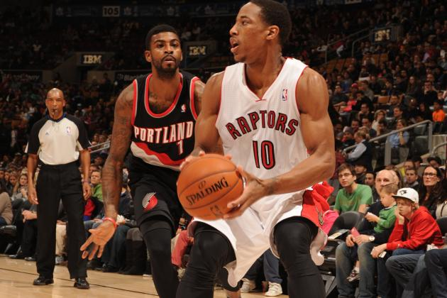 DeMar DeRozan's Time to Shine for Toronto Raptors Officially Begins Now