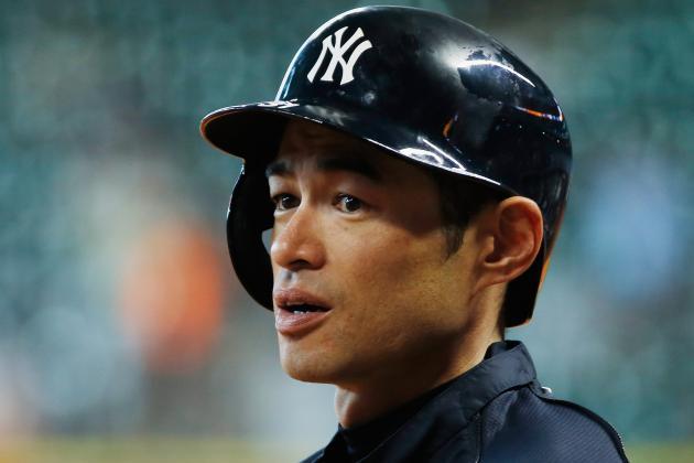 Yankees Shopping Ichiro Suzuki
