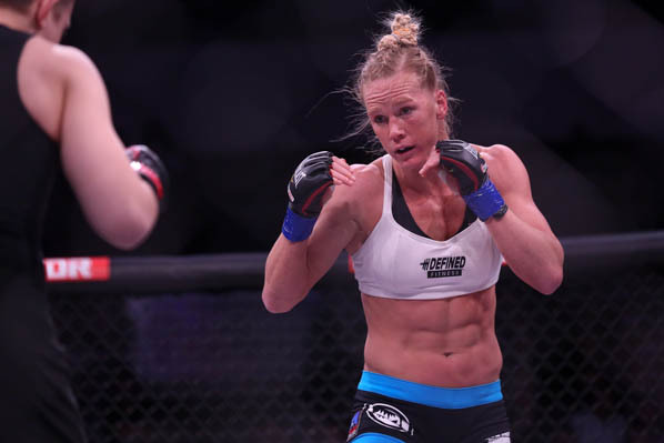 Holly Holm Camp Wants Six Figures and Shot at Ronda Rousey in UFC Contract