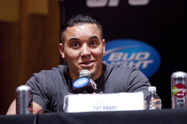 Pat Barry: Is a Move to Light Heavyweight in Order?